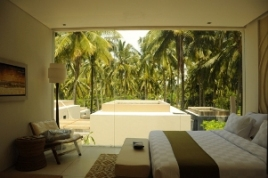 Adna Suite with Pool (source : google)