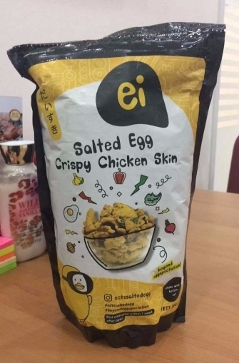 ei! it's salted egg