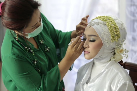 Make Up Akad Nikah