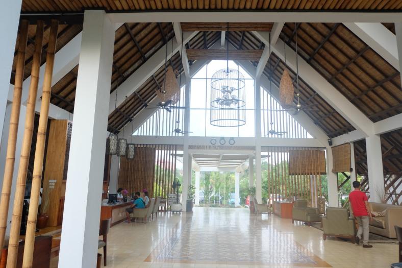 rumah kito jambi - lobby