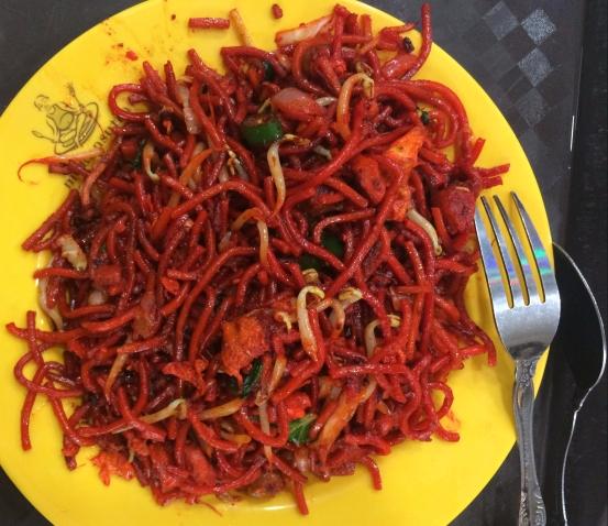 mee goreng - makansutra gluttons by the bay