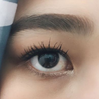 After - L'oreal Voluminous Lash Paradise Mascara