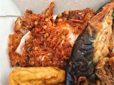 Ayam Crispy Sambal Kecombrang - GeprekSay